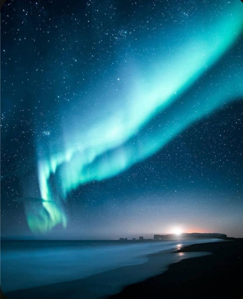 Polarlichter Imagebild